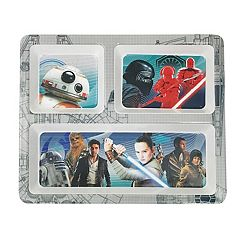 Star Wars: Episode VIII The Last Jedi Divided Tray by JB Disney Home