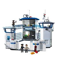 Playmobil Police Headquarters with Prison Playset - 9131