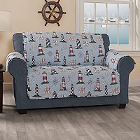 Innovative Textile Solutions Lighthouse Loveseat Slipcover