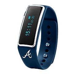 Nuband Atlanta Braves Fitness & Sleep Tracker Watch