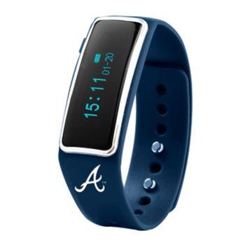 Nuband Atlanta Braves Fitness & Sleep Tracker Watch