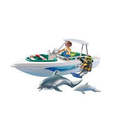 Playmobil Diving Trip Playset - 9164