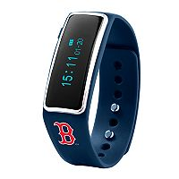 Nuband Boston Red Sox Fitness & Sleep Tracker Watch