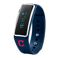 Nuband Cleveland Indians Fitness & Sleep Tracker Watch