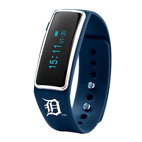 Nuband Detroit Tigers Fitness & Sleep Tracker Watch