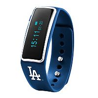 Nuband Los Angeles Dodgers Fitness & Sleep Tracker Watch