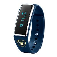 Nuband Milwaukee Brewers Fitness & Sleep Tracker Watch