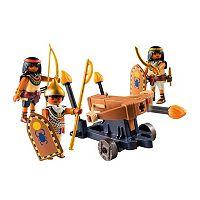 Playmobil Egyptian Troop with Ballista Playset - 5388