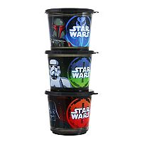 Star Wars: Episode VIII The Last Jedi 3-pc. Snack Set