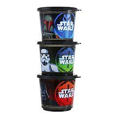 Star Wars: Episode VIII The Last Jedi 3-pc. Snack Set