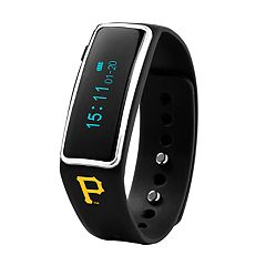 Nuband Pittsburgh Pirates Fitness & Sleep Tracker Watch