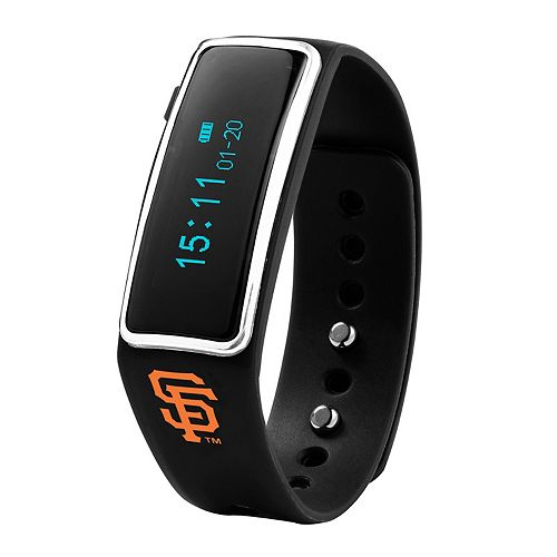 Nuband San Francisco Giants Fitness & Sleep Tracker Watch