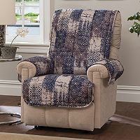 Innovative Textile Solutions Bali Recliner or Wing Chair Slipcover
