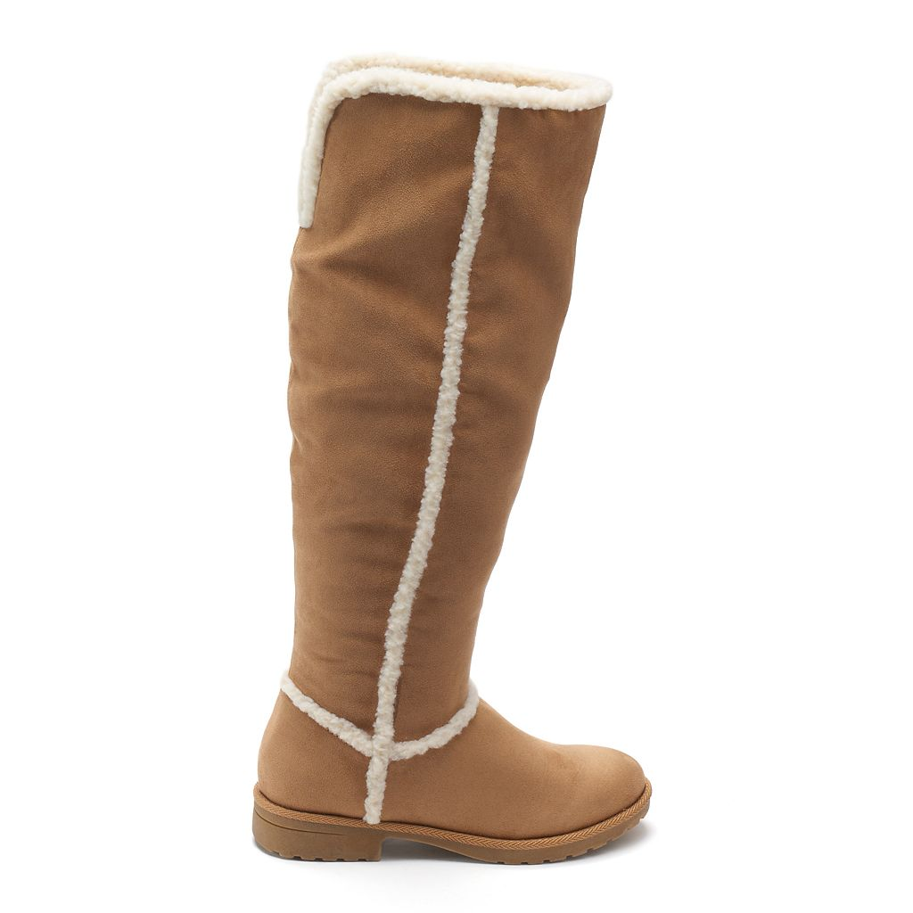 SO® Music Women's Over The Knee Boots