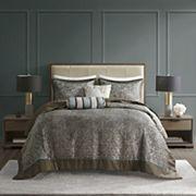 Madison Park 5 pc Whitman Jacquard Bedspread Set