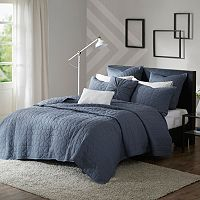 Urban Habitat 7-piece Marley Coverlet Set