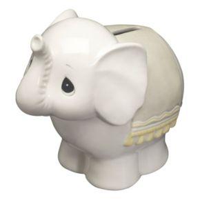 Precious Moments White Elephant Bank