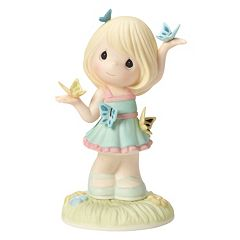 Precious Moments Beauty Comes With Change Girl Figurine