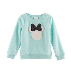 Disney's Minnie Mouse Toddler Girl Plush Pullover by Jumping Beans®