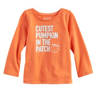 Baby Girl Jumping Beans® Halloween Graphic Tee