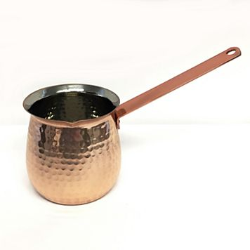 Cambridge Hammered Copper 13-oz. Coffee Warmer