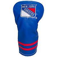 Team Golf New York Rangers Vintage Single Headcover