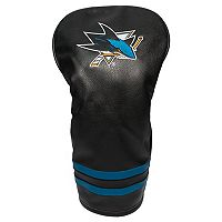 Team Golf San Jose Sharks Vintage Single Headcover