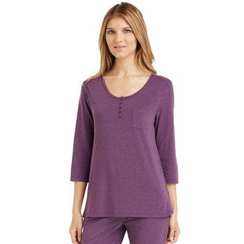 Women's Cuddl Duds Pajamas: Essential Sleep Top