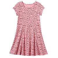 Toddler Girl Jumping Beans® Princess Seam Skater Dress