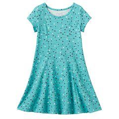 Toddler Girl Jumping Beans® Princess Seam Skater Dress