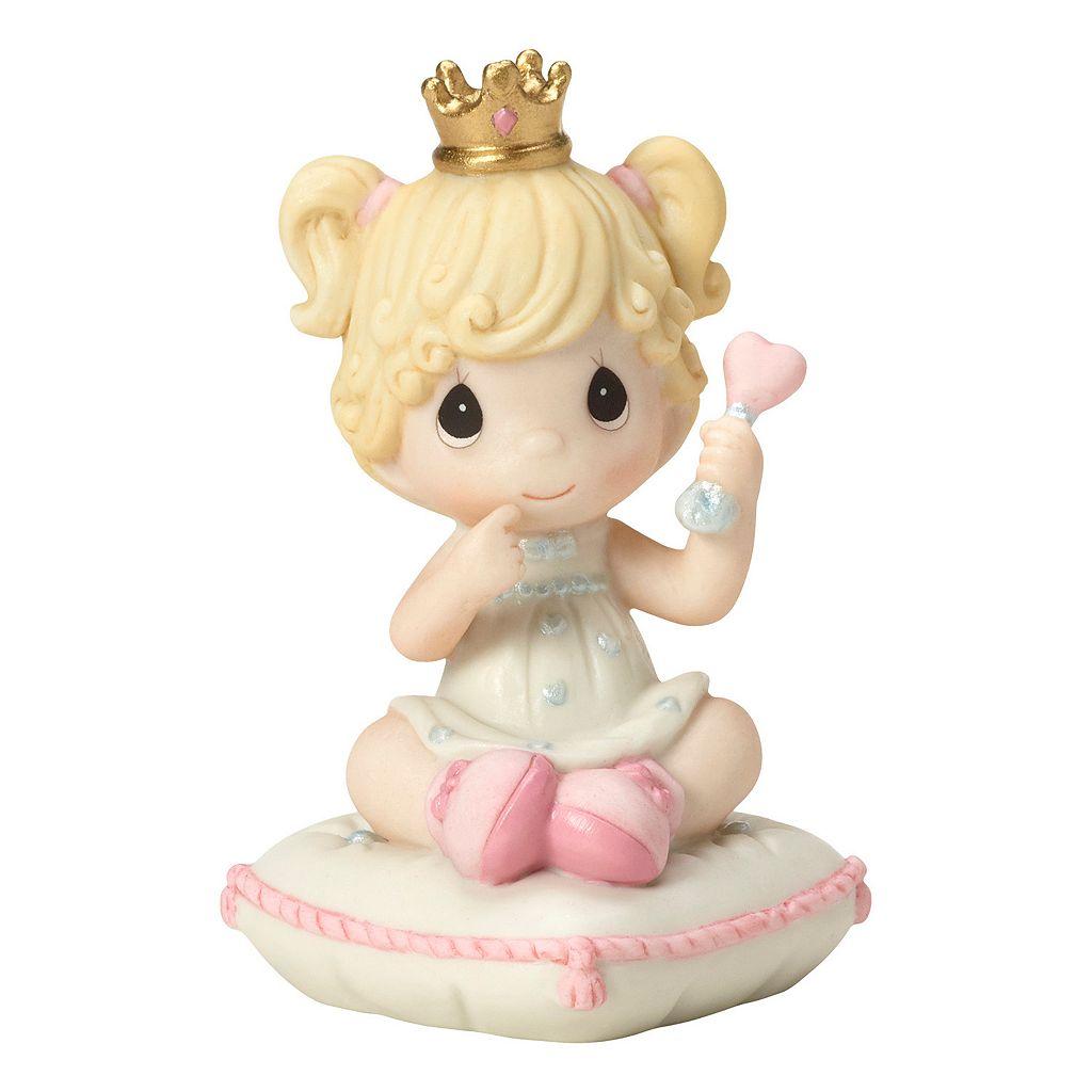 Precious Moments Little Princess Baby Girl Figurine