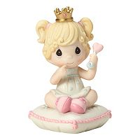 Precious Moments Little Princess Baby Girl Figurine