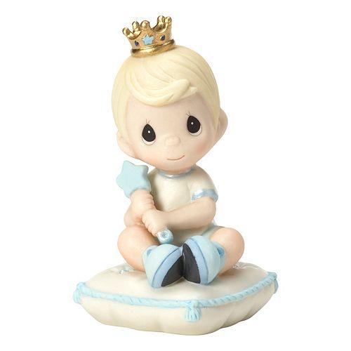 Precious Moments Little Prince Baby Boy Figurine