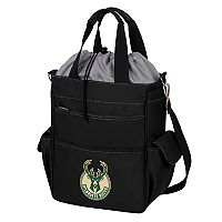 Picnic Time Milwaukee Bucks Activo Cooler Tote