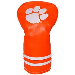 Team Golf Clemson Tigers Vintage Single Headcover