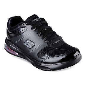 outlet great deals find great online Skechers Work Relaxed Fit ... Skech-Air SR Lingle Women's Work Shoes jFTKzuOD2