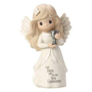 "Precious Moments ""Communion"" Angel Figurine"