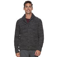 Men's Marc Anthony Slim-Fit Shawl-Collar Sweater Fleece Jacket