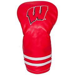 Team Golf Wisconsin Badgers Vintage Single Headcover