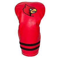 Team Golf Louisville Cardinals Vintage Single Headcover