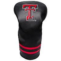 Team Golf Texas Tech Red Raiders Vintage Single Headcover