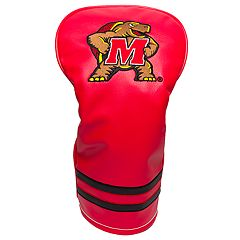Team Golf Maryland Terrapins Vintage Single Headcover