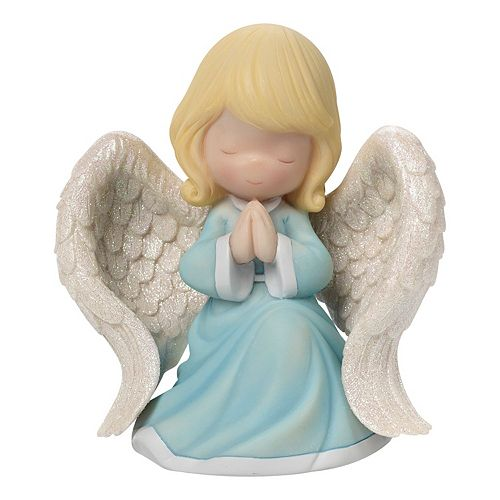 Precious Moments Praying Angel Musical Figurine
