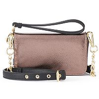 madden NYC Joey Convertible Crossbody Bag