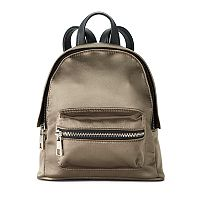 madden NYC James Satin Mini Backpack