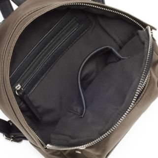 madden NYC James Satin Mini Backpack