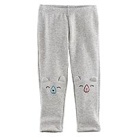 Toddler Girl Jumping Beans® Animal Graphic Leggings