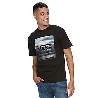Men's Vans California Raised Tee