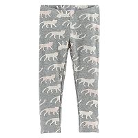 Toddler Girl Jumping Beans® Fleece Leggings