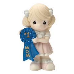 Precious Moments '#1 Mom' Girl Figure